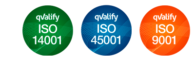 ISO 45001 - ISO 14001 - ISO 9001
